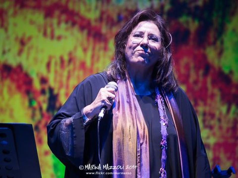 4 ottobre 2014 - Club Tenco - Teatro del Casinò - Sanremo (Im) - Maria Farantouri in concerto
