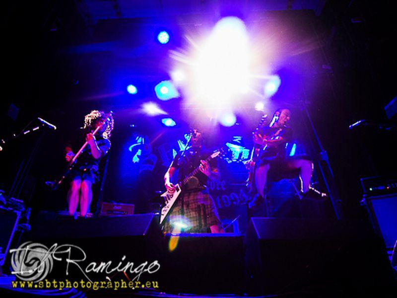 9 giugno 2012 - Cage Theatre - Livorno - Calibro 35 in concerto