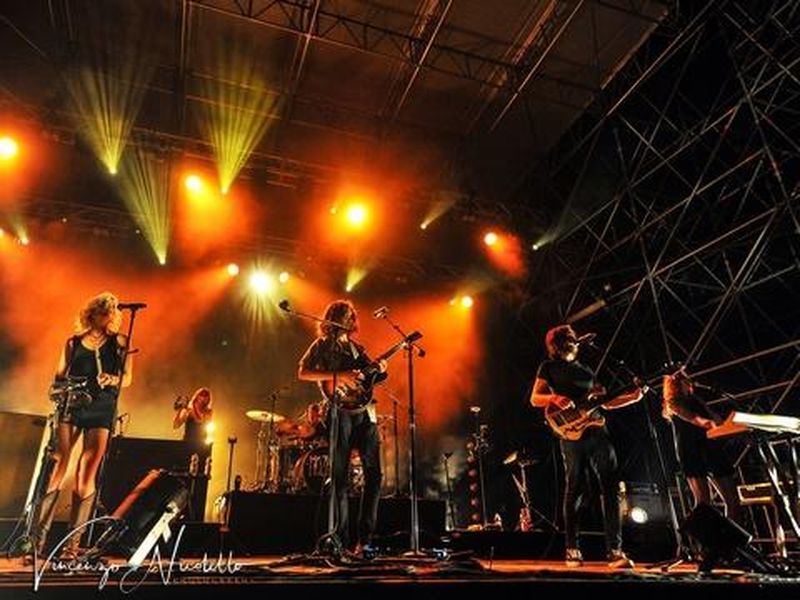 24 agosto 2019 - Todays Festival - Spazio 211 - Torino - Hozier in concerto