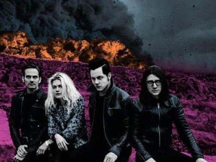 Dead Weather, in uscita un live album - COPERTINA/TRACKLIST