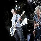 22 giugno 2012 - Gods of Metal 2012 - Arena Concerti Fiera - Rho (Mi) - Black Stone Cherry in concerto