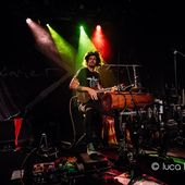 7 aprile 2016 - New Age Club - Roncade (Tv) - Bobby Alu in concerto
