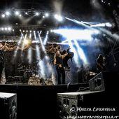 12 luglio 2016 - Ippodromo delle Capannelle - Roma - Amon Amarth in concerto