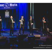 11 gennaio 2017 - Blue Note - Milano - Neri per Caso in concerto