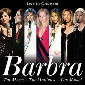 Barbra Streisand - THE MUSIC…THE MEM'RIES…THE MAGIC!