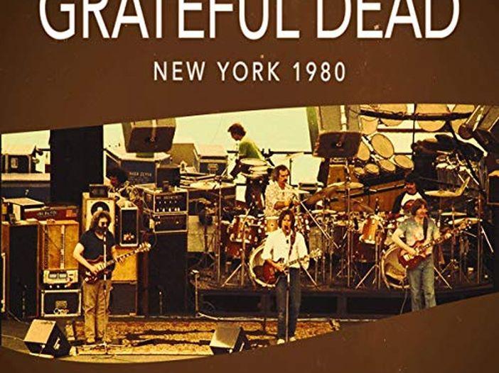 Grateful Dead: esce un album con canzoni mai incise prima