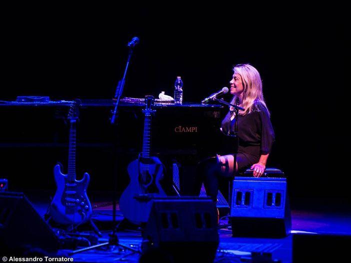 Rickie Lee Jones a Lucca: il racconto del concerto e la scaletta