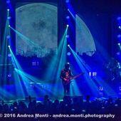 30 gennaio 2016 - Pala Giovanni Paolo II - Pescara - Max Gazzé in concerto