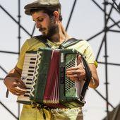 10 luglio 2015 - Goa Boa Festival - Porto Antico - Genova - Espana Circo Este in concerto