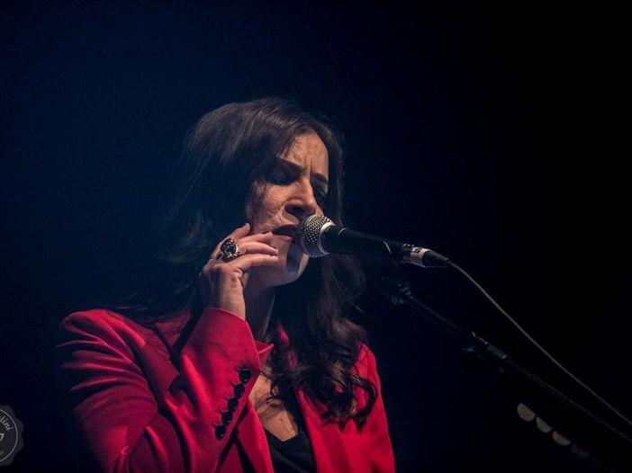 Paola Turci presenta 'Giorni di rose': 'Parlando forte, con delicatezza'