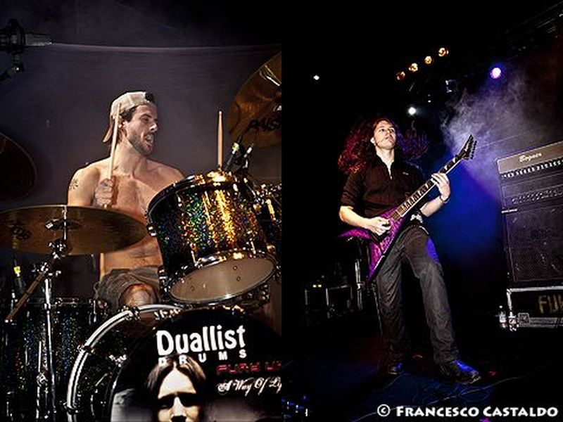 14 Novembre 2011 - Alcatraz - Milano - White Wizzard in concerto