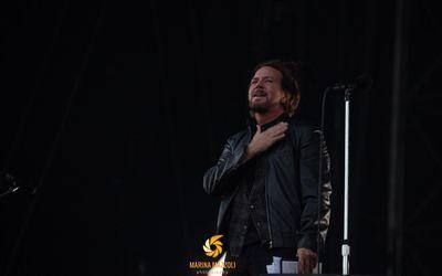 22 giugno 2018 - Area Expo - Rho (Mi) - Pearl Jam in concerto