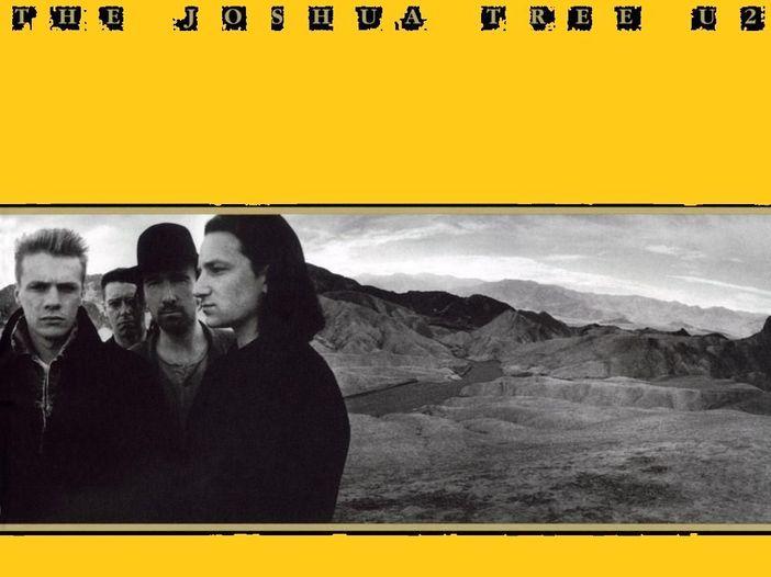 "U2, ""The Joshua Tree"": ""Trip through your wires"""