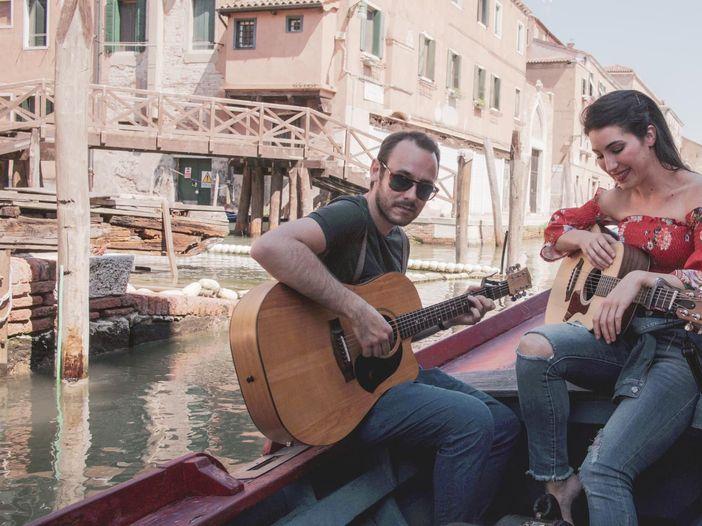 Indiemood sessions, Camilla Fascina feat Luglio nei canali di Venezia
