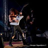15 giugno 2017 - Arena Alpe Adria - Lignano Sabbiadoro (Ud) - Airbourne in concerto
