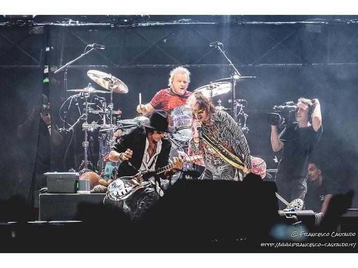 Aerosmith: il batterista Joey Kramer fa causa ai compagni di band