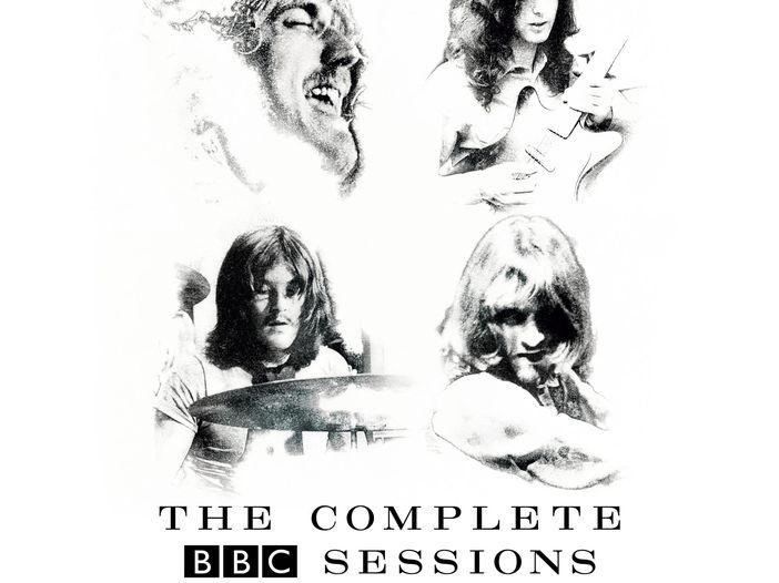 """Led Zeppelin: a settembre arriva """"The Complete BBC Sessions"""" rimasterizzato - COPERTINA, TRACKLIST"""