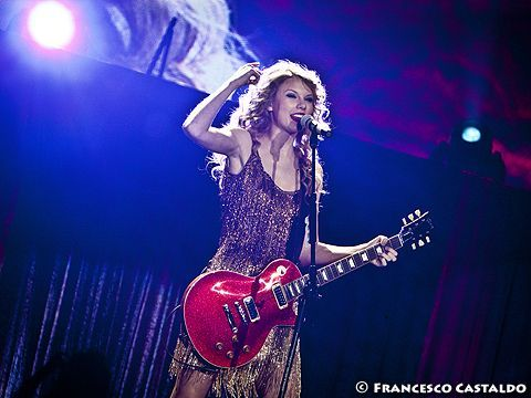 15 Marzo 2011 - MediolanumForum - Assago (Mi) - Taylor Swift in concerto