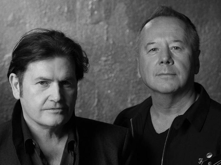 Il ritorno dei Simple Minds: remix di 'Don't you', nuovo album per Laserra/Carosello