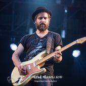 12 giugno 2015 - Brianza Rock Festival - Autodromo - Monza - Santa Margaret in concerto