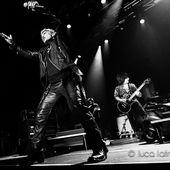 10 giugno 2014 - Gran Teatro Geox - Padova - Billy Idol in concerto