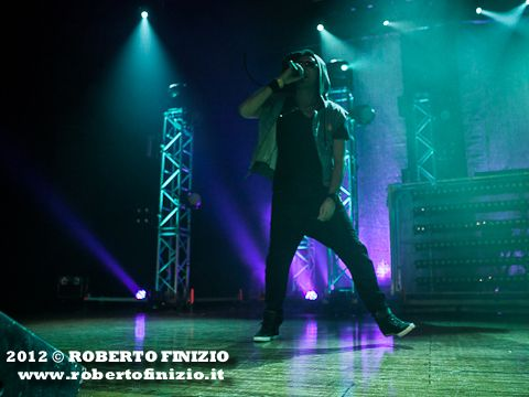 20 novembre 2012 - Alcatraz - Milano - Marracash in concerto