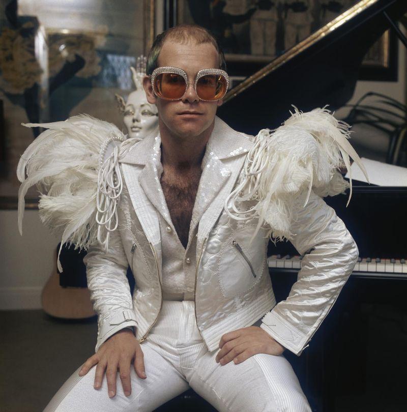 """Elton John: """"Ho trascorso gran parte della mia vita adulta scappando da me stesso"""""""