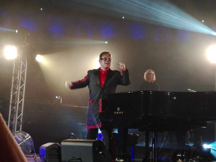 Gli spartiti di Elton John acquistati da Musicnotes.com