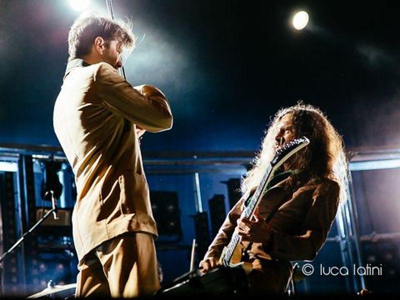 11 Luglio 2014 - Sherwood Festival - Parcheggio Stadio Euganeo - Padova - Afterhours in concerto