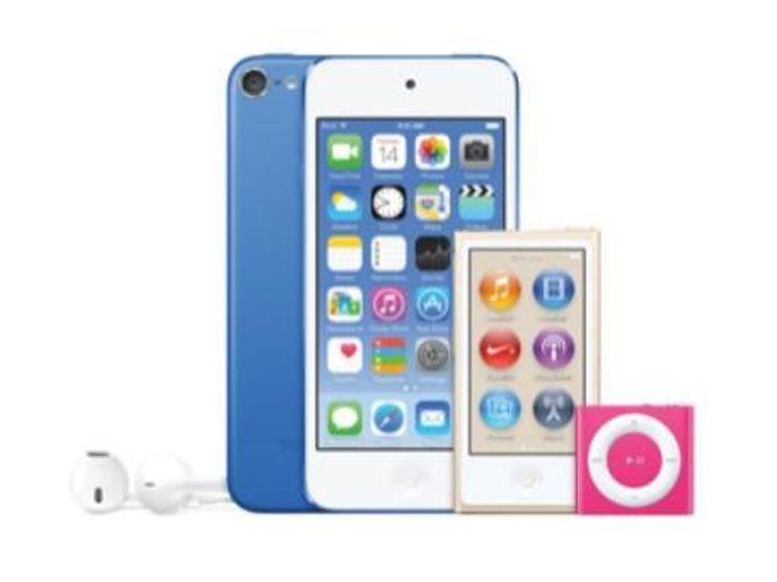 Apple taglia la produzione di iPod: via dal mercato Shuffle e Nano
