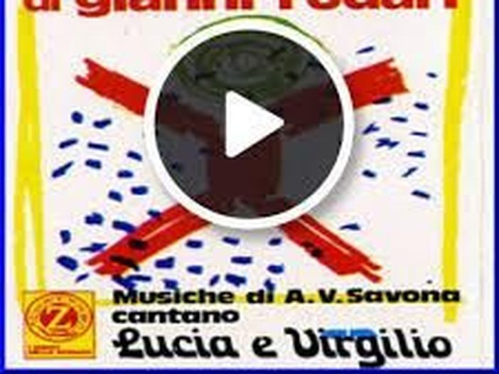 In Cd un'operina musicale di Virgilio Savona su testi di Rodari