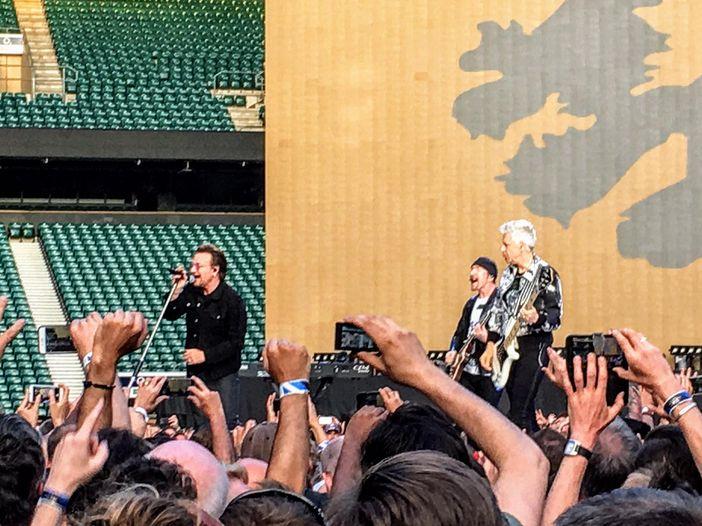 Gli U2 portano in Europa il Joshua Tree Tour: la recensione del concerto di Londra