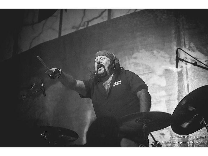 Svelata la causa della morte dell'ex batterista dei Pantera Vinnie Paul