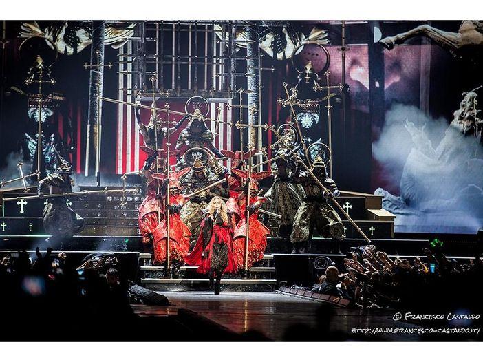 Madonna, cancellata una data del tour a Lisbona