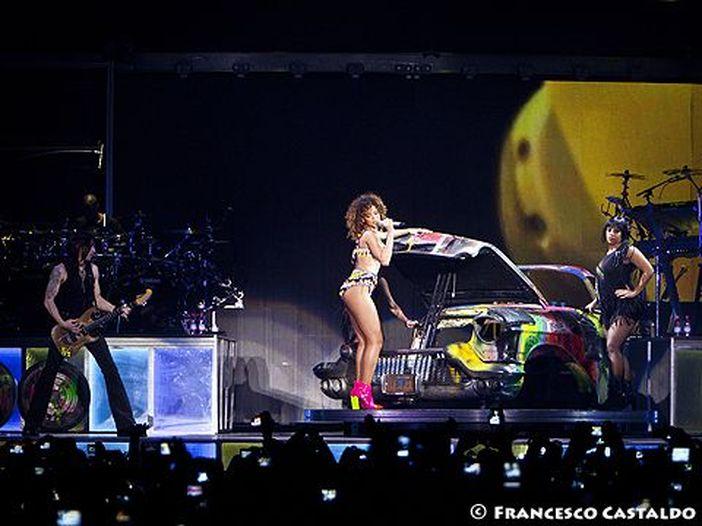 Rihanna, una nuova data in Italia: prima di Milano, sarà a Torino l'11 luglio
