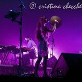 24 Settembre 2011 - Gran Teatro Geox - Padova - Warren Suicide in concerto