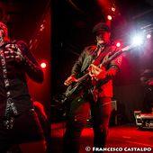 17 novembre 2013 - Alcatraz - Milano - Buckcherry in concerto