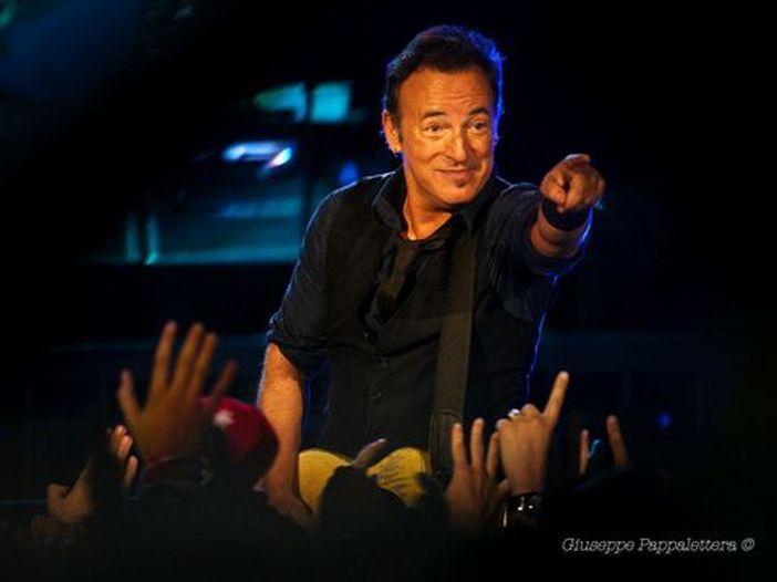 Concerti, Bruce Springsteen: quattro date in Italia tra maggio e luglio 2013