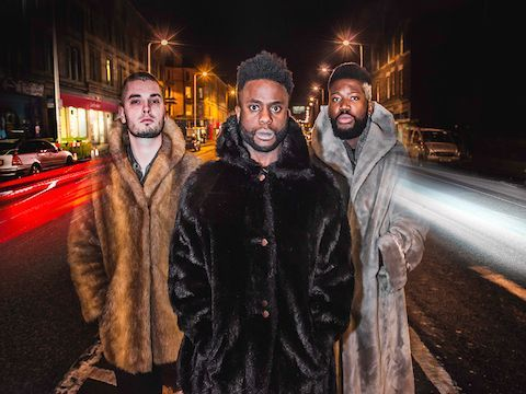 Young Fathers awarded the 2014 Mercury Prize for 'Dead'