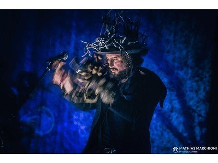 Vinicio Capossela, 'Gran Parata del '17' allo Sponz Fest 2017: il report del concerto