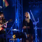 28 giugno 2019 - Lilith Festival - Giardini Luzzati - Genova - Ginevra Di Marco & Cristina Donà in concerto