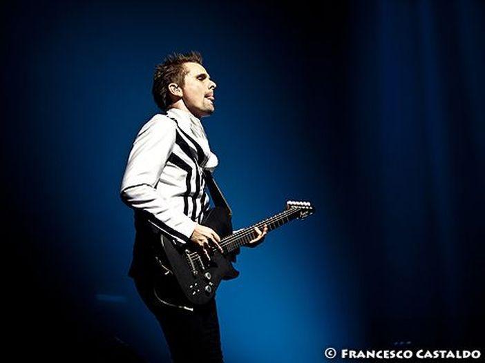 Matt Bellamy: temi ecologici e assoli di chitarra nel nuovo album dei Muse