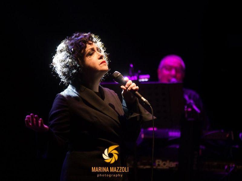 9 novembre 2018 - Teatro Rina e Gilberto Govi - Genova - Antonella Ruggiero in concerto