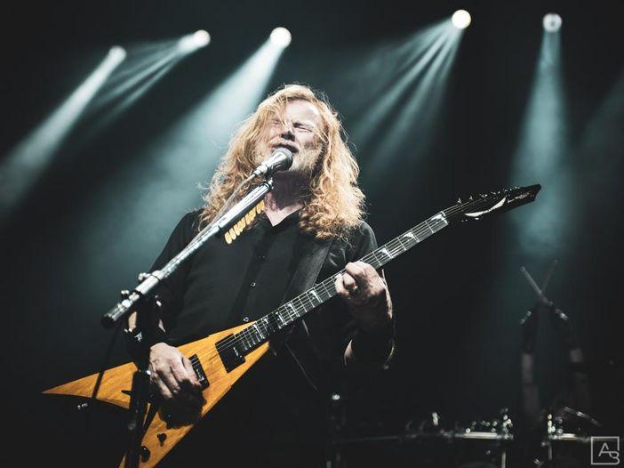 Megadeth, avanzano i lavori per il nuovo album