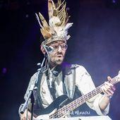 14 luglio 2014 - Goa Boa Festival - Arena del Mare - Genova - Ex-Otago in concerto