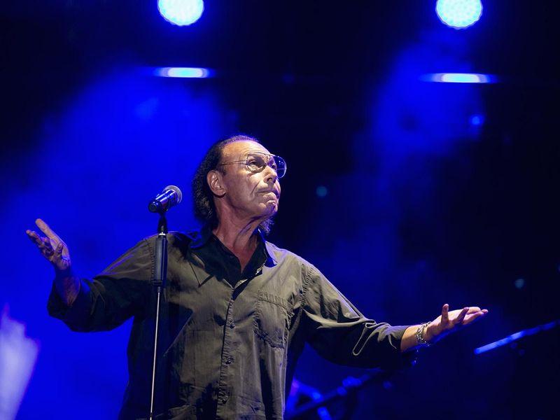16 agosto 2019 - Arena Sferisterio - Macerata - Antonello Venditti in concerto
