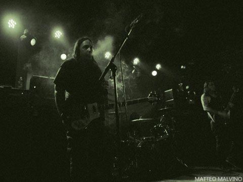 16 maggio 2012 - Circolo degli Artisti - Roma - Sleep in concerto