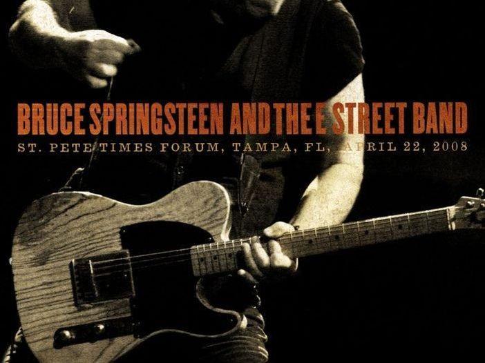 Bruce Springsteen, esce il live del concerto dedicato a Danny Federici