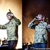 17 luglio 2012 - Ippodromo del Galoppo - Milano - Stone Roses in concerto