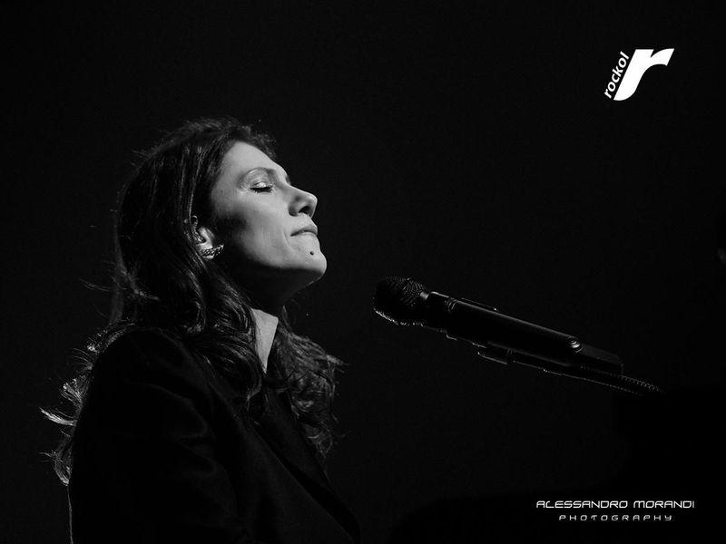 12 dicembre 2019 - Mandela Forum - Firenze - Elisa in concerto